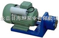 S型微型齿轮输油泵价格