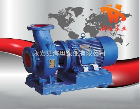 海坦牌ISW型卧式管道离心泵