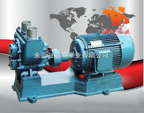 永嘉县海坦泵业betway88生产 YHCB型圆弧齿轮油泵