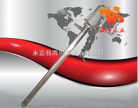 永嘉县海坦牌 YBYB型手提式电动油桶泵