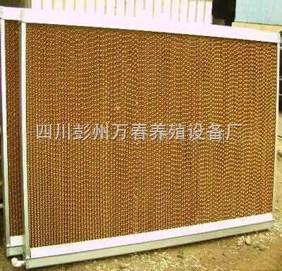 养殖场湿帘降温设备-湿帘通风降温设备-四川成都万春机械