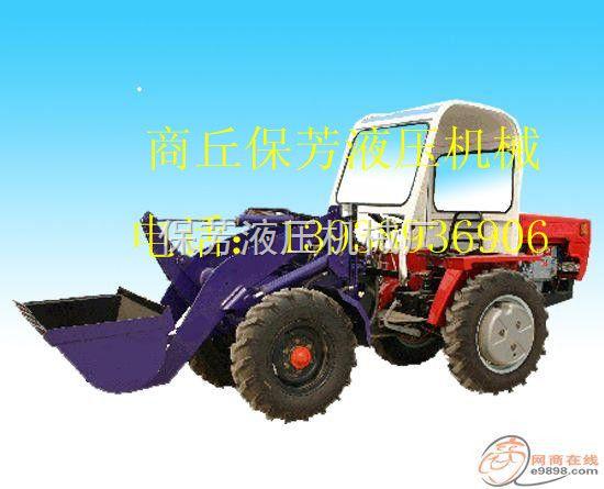 加強型農用裝載機