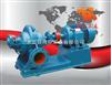 S、SH型中开式单级双吸离心泵, 卧式双吸泵